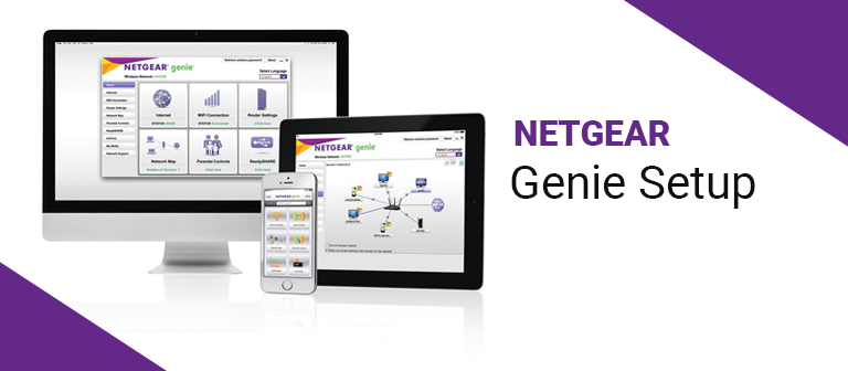 What is Netgear Genie and How to connect it?